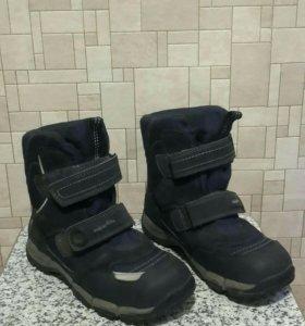 Б/у зимние ботинки Суперфит