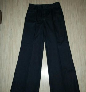 Брюки NAF NAF джинсовые