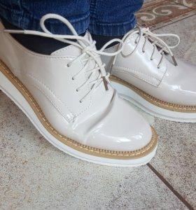 Модные Туфли 40р.