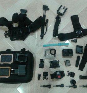 Экш-камера 4k 25кадров
