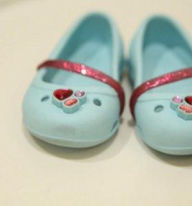 CROCS туфли