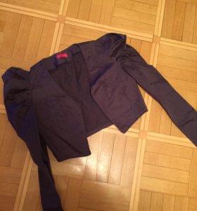 Пиджак короткий (Болеро)
