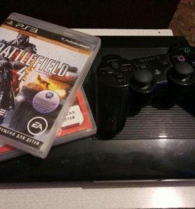 Sony Playstacion 3 Super Slim
