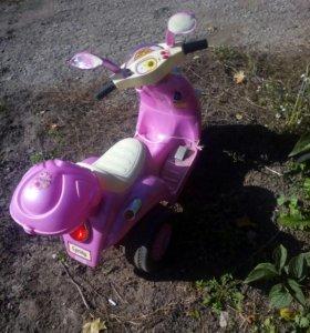 Скутер для девочки