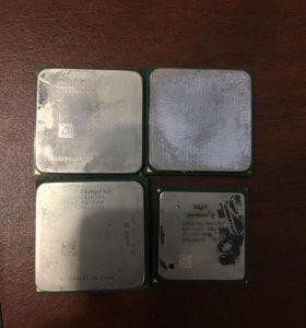 Процессоры на ПК