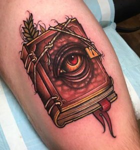 Татуировка дёшево