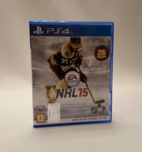 Игры для Sony PS4 NHL 15