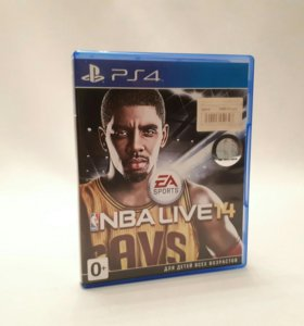 Игры для Sony PS4 NBA 14