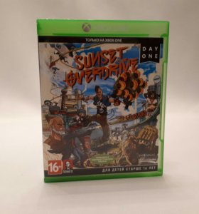 Игры для Xbox One Sunset Overdrive