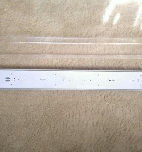 Светильник ЛПП 2-36 Вт IP65. Новый в упаковке.