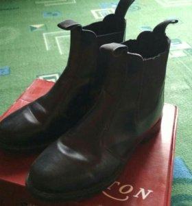 Ботинки конные размер 40