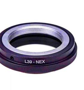 Адаптер - M39/Sony E Mount NEX, ilce