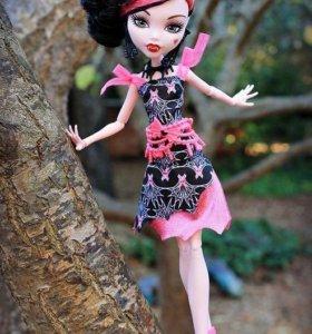 Monster High doll Draculaura Frights!Camera!Action
