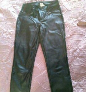Штанишки кожаные из Calzedonia