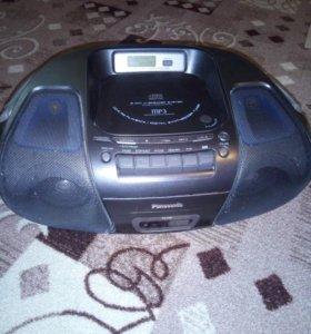 Срочно радиомагнитола Panasonic