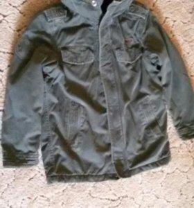 Куртка детская зимнюю