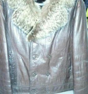 Куртка мужская зимняя 48 р-р