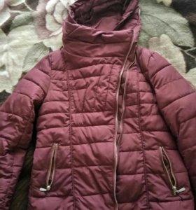 Куртка подросток 48-50