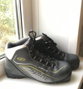 Лыжные ботинки 35-37