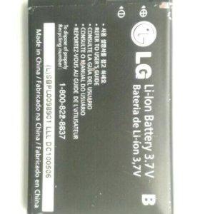 Аккумклятор на LG