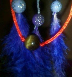 Браслет-Талисман с камнем натуральным