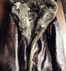 Куртка(зима)натур.мех