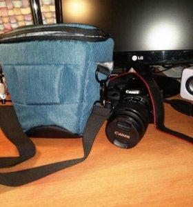 Сумка для фотоаппарата новая