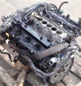 Двигатель Nissan VQ35DE Z50