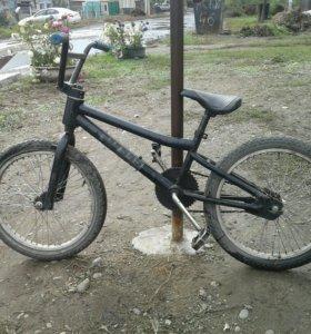 BMX трюковой