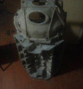 Блок двигателя ЗМЗ-511, 513