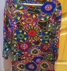 Новое платье,туника