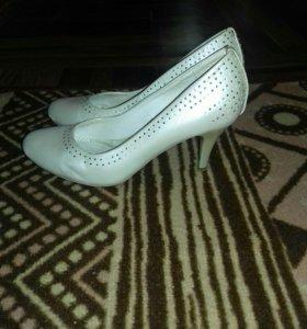 Туфли свадебные(б/у)