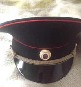 Фуражка( полиция )
