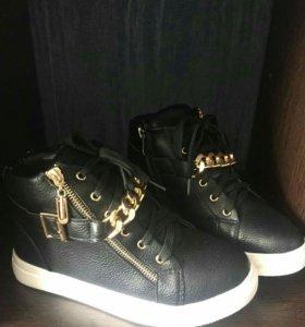 Ботинки новые ( зима )