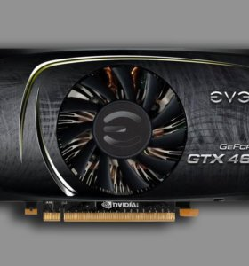 EVGA GeForce GTX460 1Gb