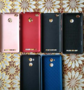 Бамперы на телефон Xiaomi redmi 3 и 4pro