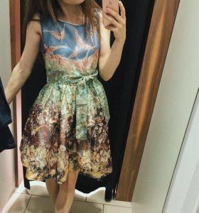 Коктейльное платье LUSIO