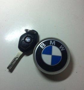 Колпачек ступицы BMW