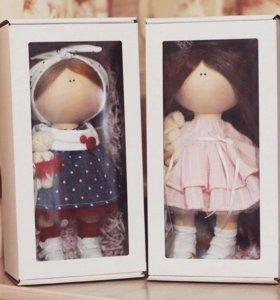Коробки для кукол и другие размеры (самосборные)