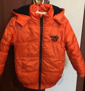 Куртка детская осень 110- 116