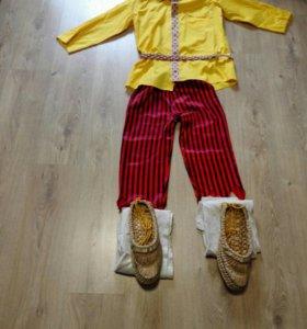Русский национальный костюм детский.