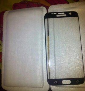 Бронь пластик Samsung Galaxy S7 Edge