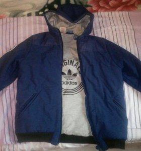 Куртка Adidas Original.