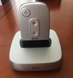 TV DEX - звук телевизора прямо в слуховом аппарате