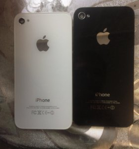 Задние крышки айфон 4s