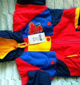 Куртка на синтепоне для мальчика или девочки