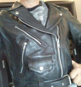 "Куртка ""косуха"" натуральная кожа ."