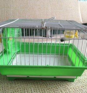 Клетка для хомячков