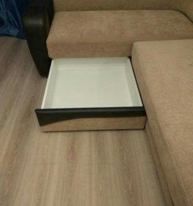 Угловой диван