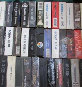 Видеокассеты (боевики)